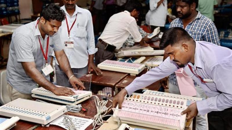 EC Finds No Merit in Claims of EVM Tampering