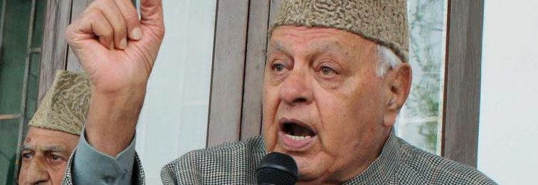 Stone Pelters Sacrificing Life for Kashmir Resolution, Not Tourism, Says Farooq Abdullah
