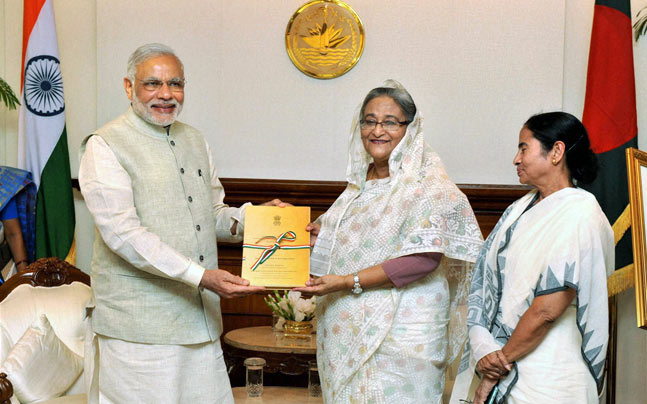 India Announces $4.5 Billion Line of Credit for Bangladesh, Assures Resolution of Teesta Issue