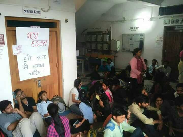 Lessons From a Hunger-Strike at Central University of South Bihar
