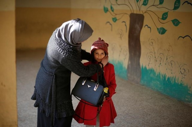 After Years Under ISIS, Iraqi Girls Go Back to School