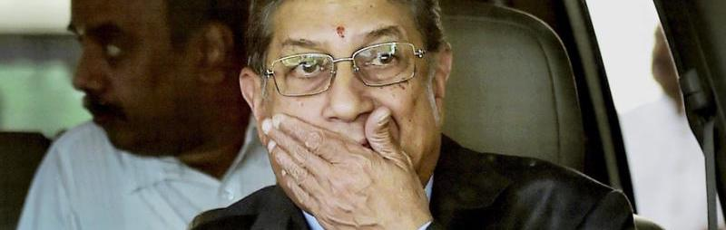 Why the SC Verdict on N. Srinivasan Is Important, Not Least Because of BCCI's Pseudo-Problems