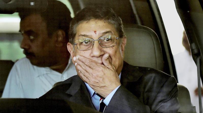 Former BCCI President Srinivasan's Daughter Set to Become TNCA President