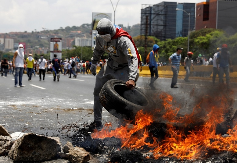 Eight Latin American Nations Denounce Venezuelan Violence Against Civilians