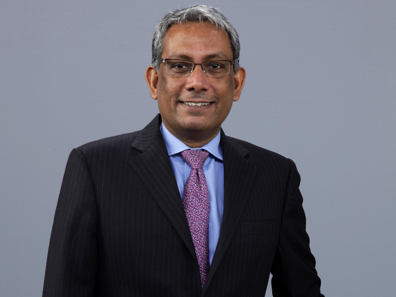 Infosys's Rs13,000 crore payout to shareholders too little: ex-CFO V. Balakrishnan