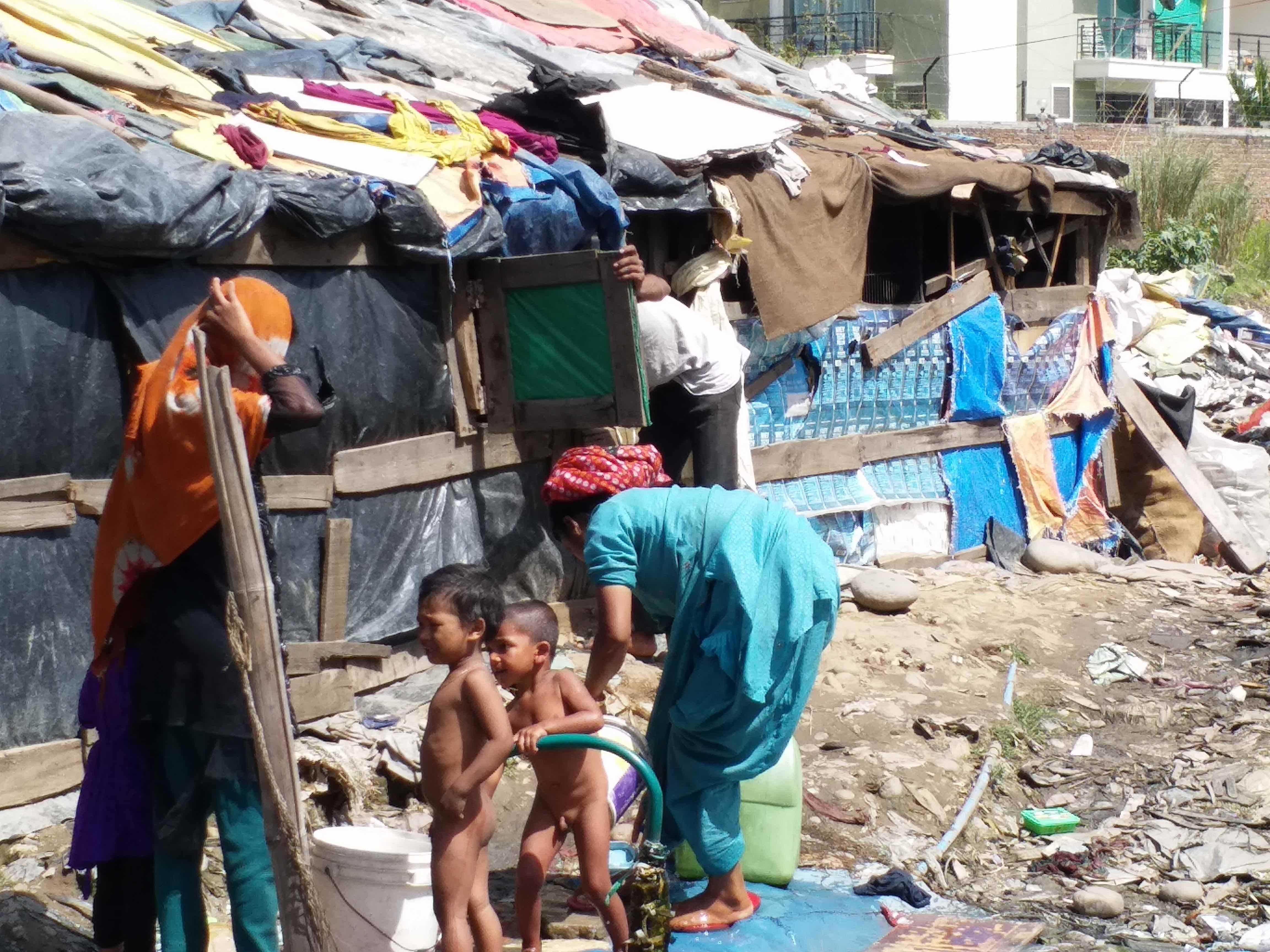 With Death Threats and Arson, Life is Precarious for Jammu's Rohingya Refugees