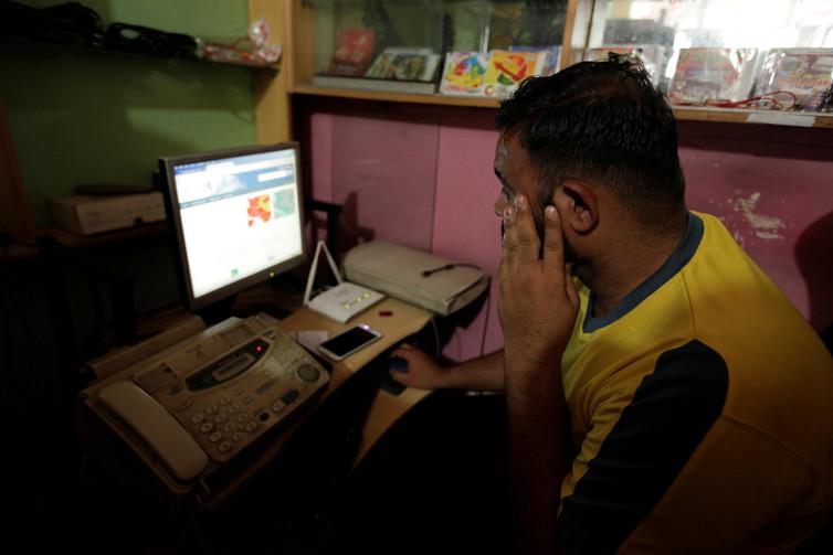 Social media usage has risen in Pakistan in the last several of years. Credit: Reuters/Faisal Mahmood