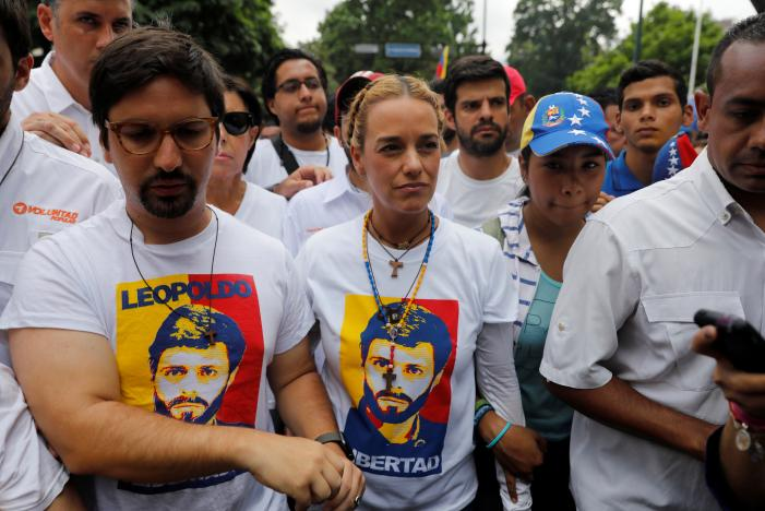 Venezuelan Opposition Marches in Silence to Honour Victims of Violence