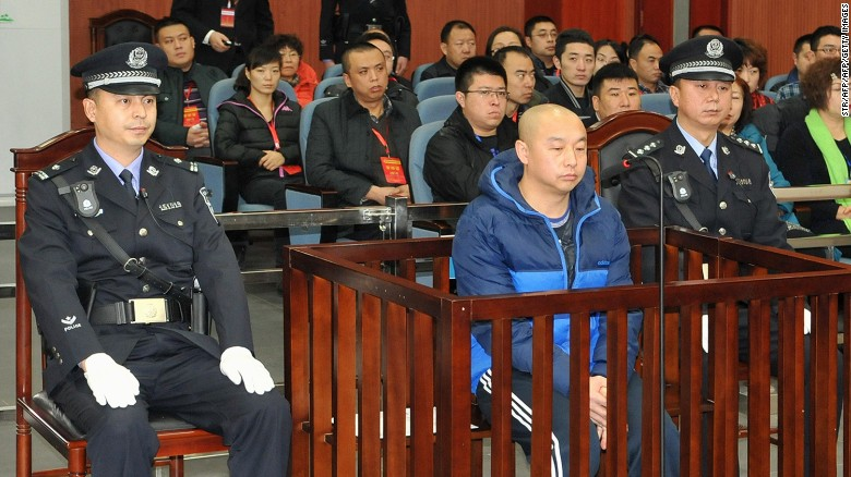 Former Senior Police Officer Executed in China for Murder, Bribery