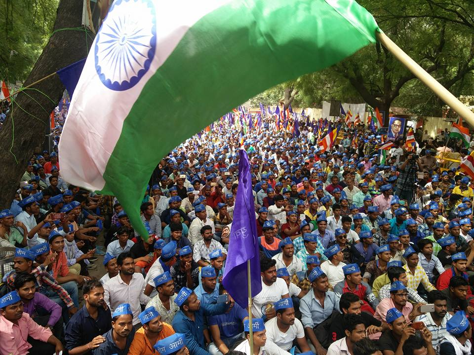 From Saharanpur to Delhi, Dalit Affirmation Takes Centre-Stage
