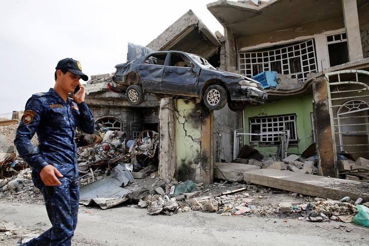 Five Years and Billions of Dollars Needed to Rebuild Mosul, Say Officials
