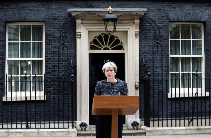 PM May Accuses EU of Trying to Influence Elections Over Brexit