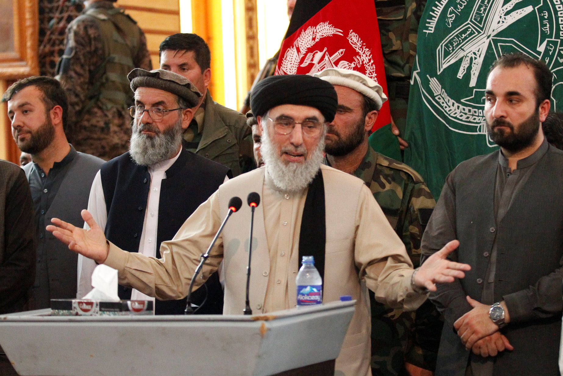 Afghan President urges Taliban to join peace process