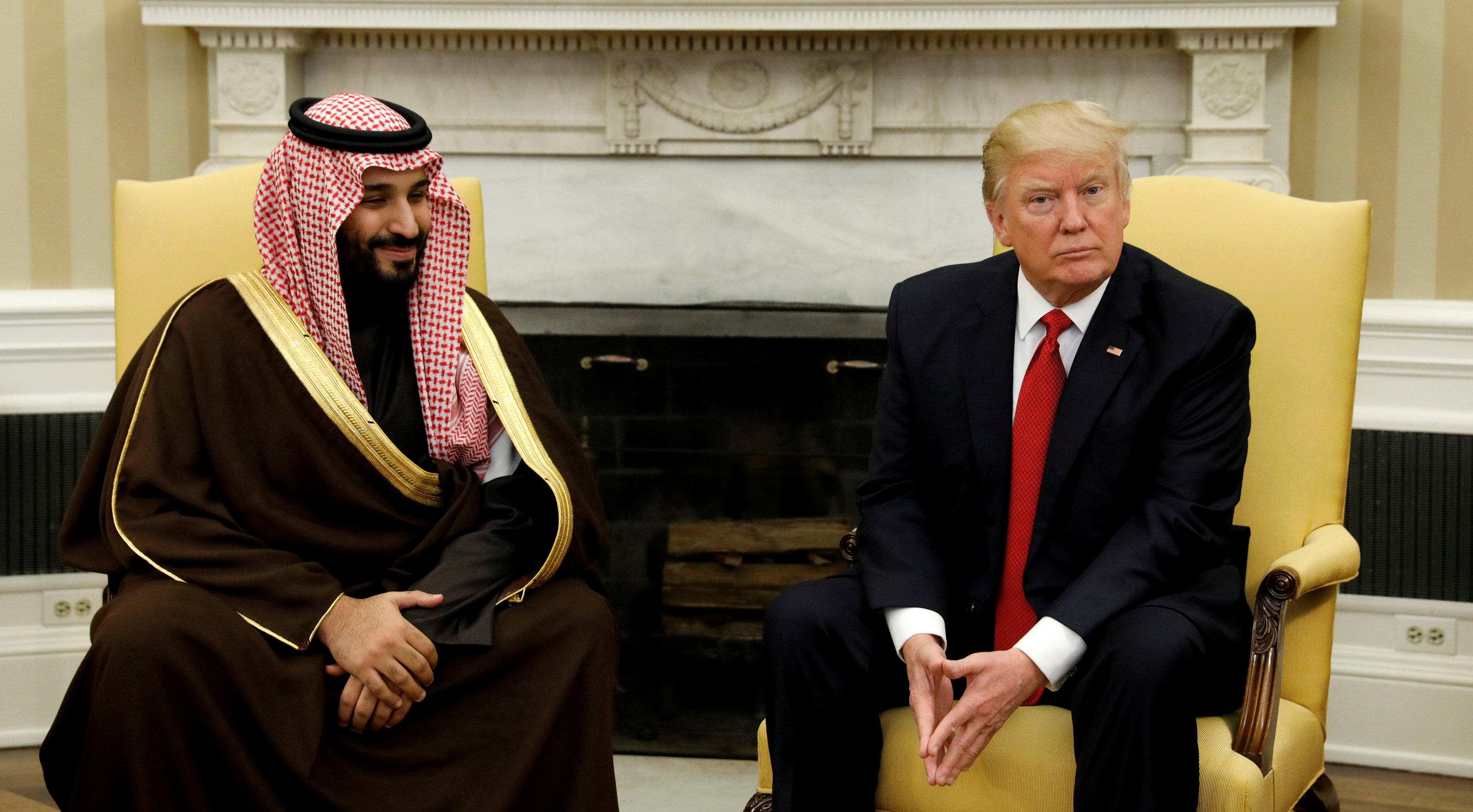 US in Talks With Saudi Arabia Over Arms Sales Worth Billions