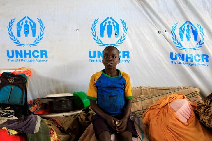 More Than Two Million Children Forced to Flee in South Sudan, Says UN