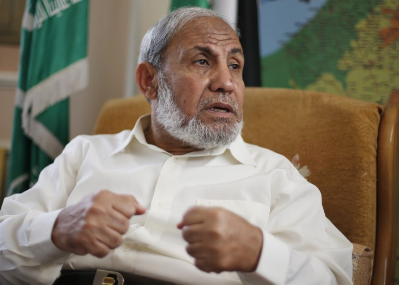 Hamas Senior Official Says No Softened Stance Towards Israel