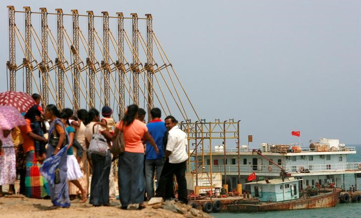 China Defends Military Ties With Sri Lanka After Rejection of Dock Request