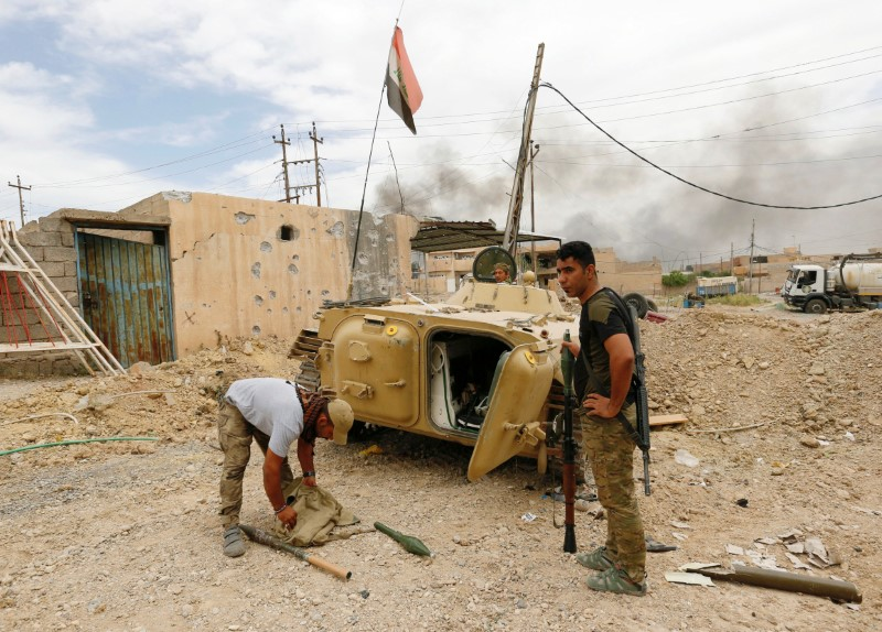 Iraq Says Battle for Mosul Nearly Won, Forces Close in on Old City