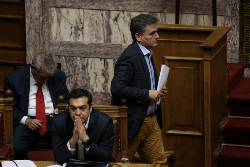 Greek Parliament Approves More Austerity Measures for Debt Relief
