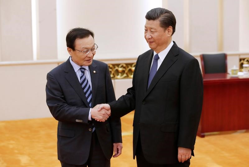 China Wants Ties With South Korea Back on 'Normal Track'