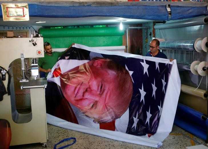 Before Trump Visit, Israel Makes Some Concessions to Palestinians