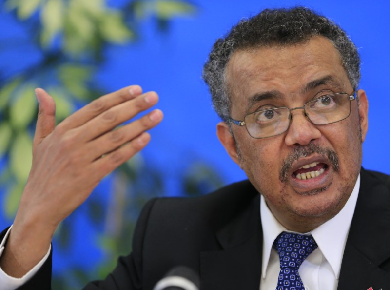 Ethiopia's Tedros Adhanom Ghebreyesus Will Be the First African WHO Head