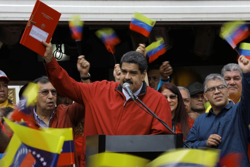 Venezuela: Amid Mounting Unrest, President Maduro Pushes Plans to Rewrite Charter
