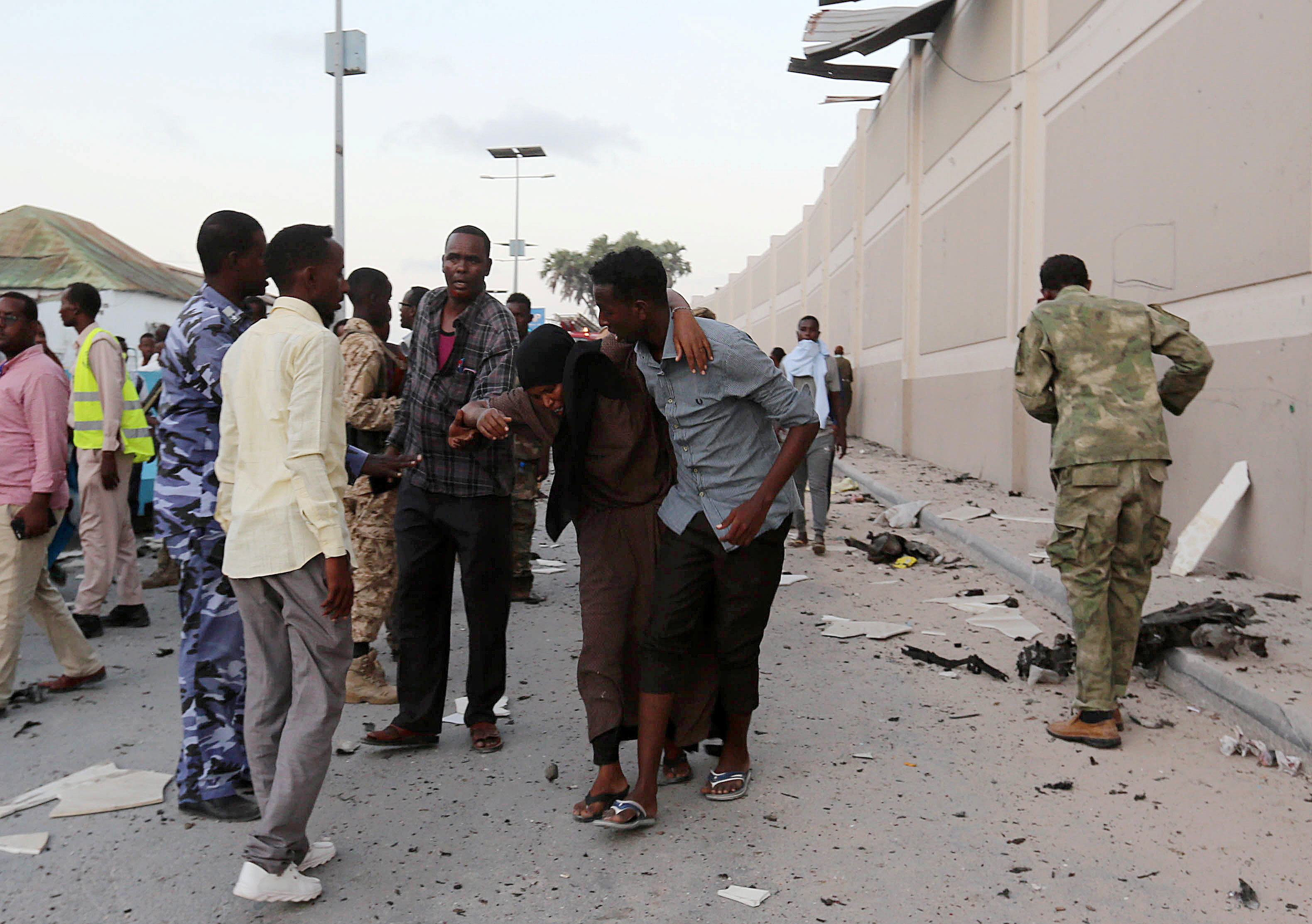 Five Killed, Six Injured in Somalia Bomb Attack