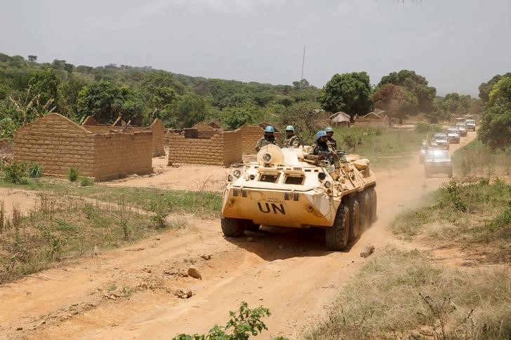 Militia Violence in Central African Republic Kills 300