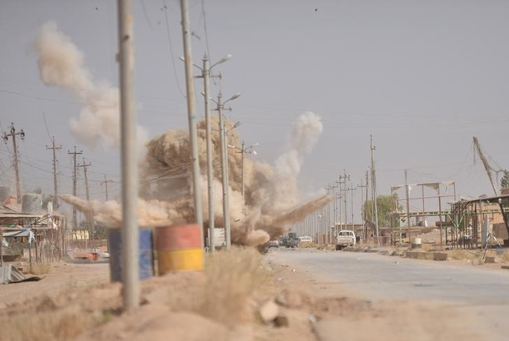 US Military Acknowledges Death of 100 Civilians in Mosul Airstrike