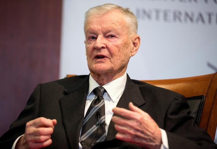 Brzezinski, Cold Warrior Who Served as Carter's National Security Adviser, Dies