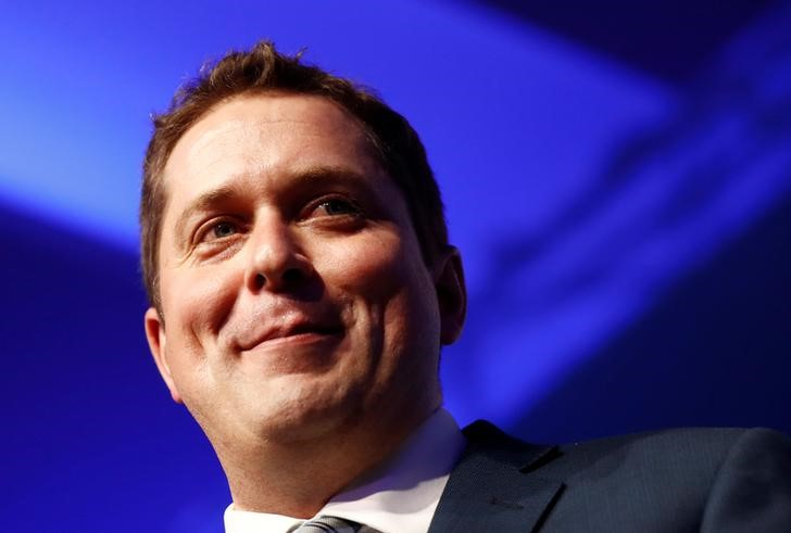 Andrew Scheer Wins Canada's Opposition Race, Set to Challenge Trudeau