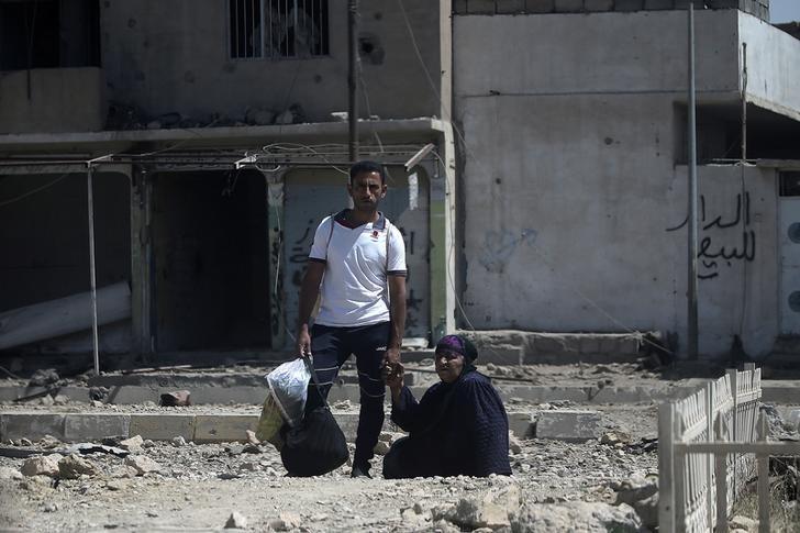 Civilians in ISIS-Held Mosul Struggling to Get Food, Water, Medicine Says UN