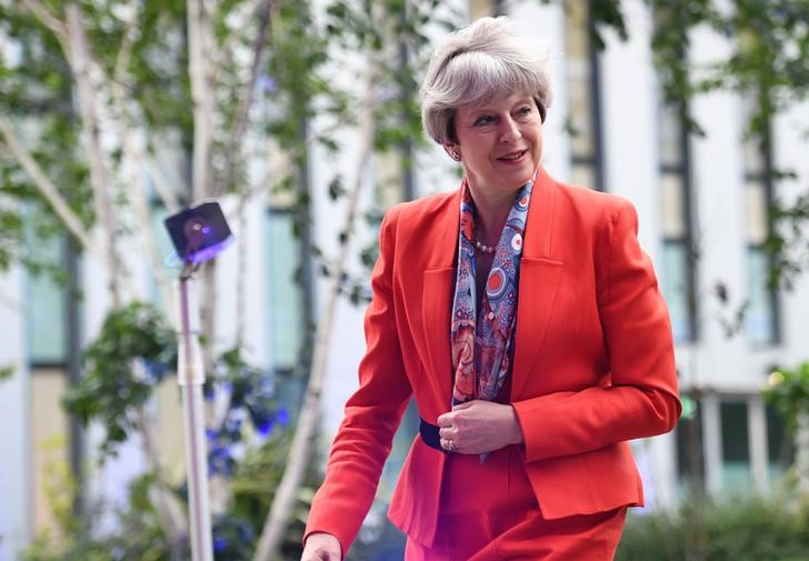 Theresa May's Quest for Sole Leadership Led to Britain's Hung Parliament