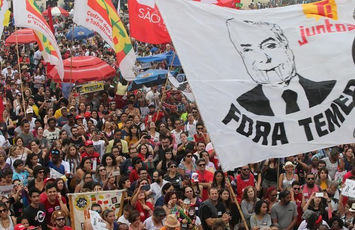 Brazil's Temer Urges Electoral Court to Rule Quickly on 2014 Campaign