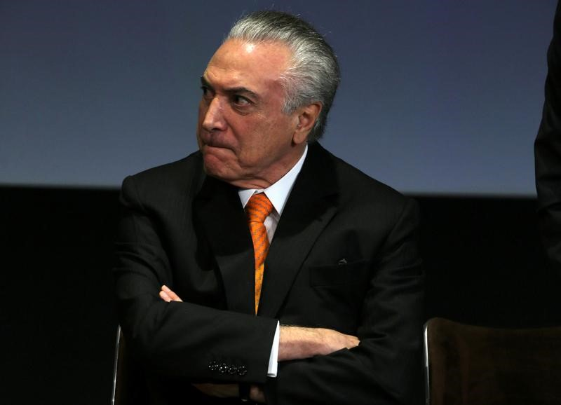 Brazil Supreme Court Judge Orders Temer to Respond to Police Questions