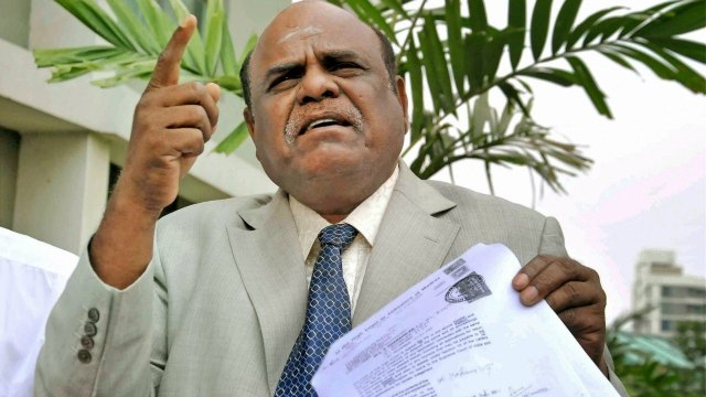 Justice Karnan Petitions SC to Recall Conviction Order