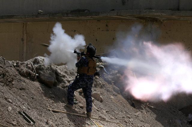 Iraq's Iran-Backed Paramilitary Makes Progress at Syria Border