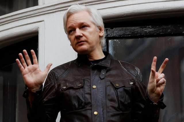 Ecuador's Moreno Says WikiLeaks Founder a 'Hacker,' but Can Stay at Embassy