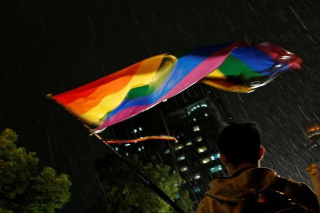 China's Hope for Gay Rights Renewed After Taiwan's Same-Sex Ruling