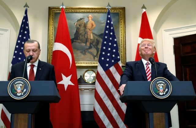 US, Turkey Put Best Face on Ties Despite Tensions