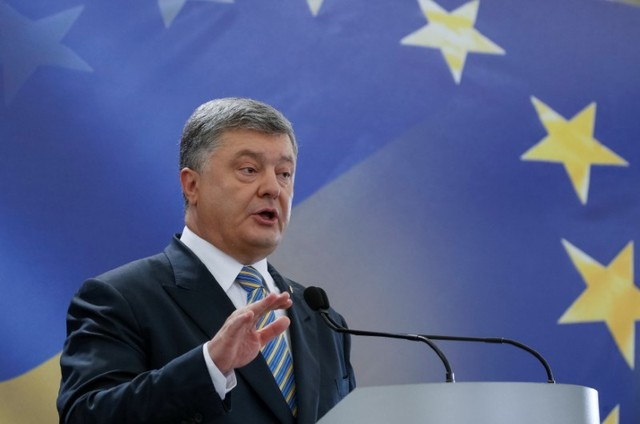 Russia Accused of Attacking Ukrainian President's Website