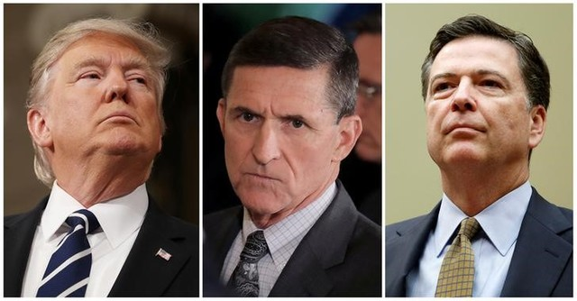Trump Asked Comey to End Investigation Into Michael Flynn's Russia Ties