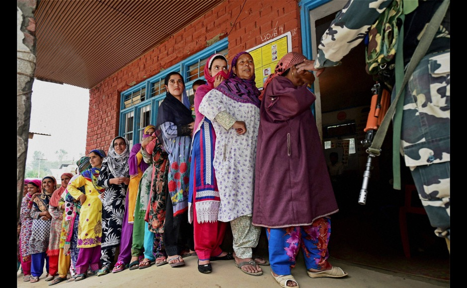 EC Cancels Anantnag By-Poll Due to 'Scary' Situation in Kashmir