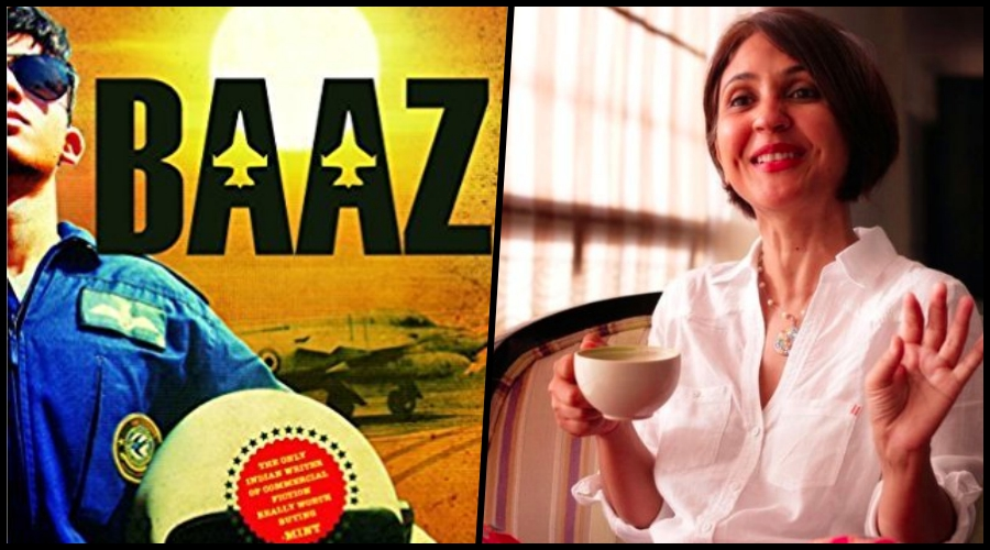 Love and LOLs in Times of War: Anuja Chauhan's 'Baaz' Delivers Both