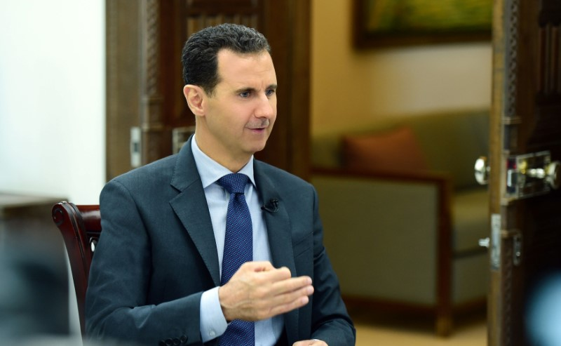 De-Escalation Zones Chance for Rebels to Reconcile, Says Assad