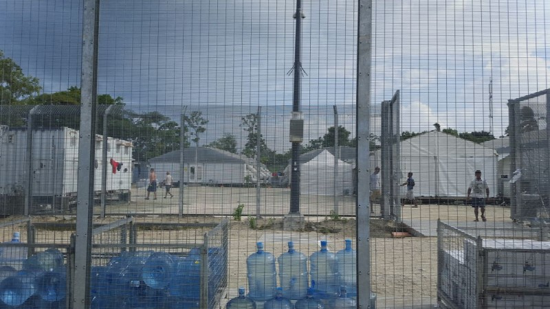US Begins 'Extreme Vetting' at Australia's Offshore Detention Camps