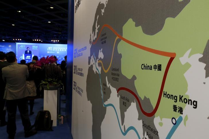 China Emphasises Security Need for New Silk Road Initiative