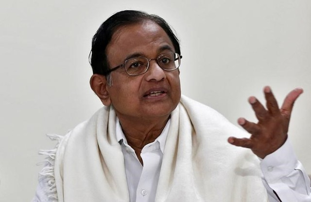 INX Media Case: HC Extends Interim Protection From Arrest Granted to Chidambaram
