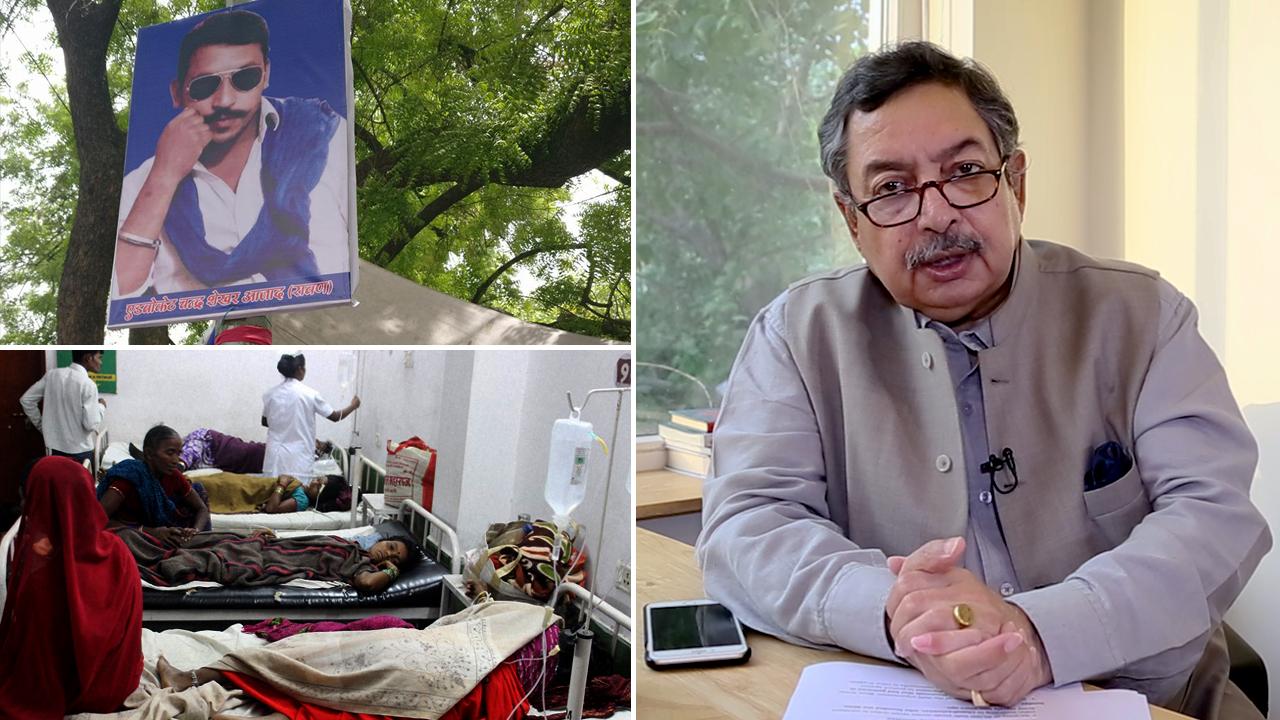 'Jan Gan Man Ki Baat': Bhim Army Protest and Healthcare in India, Episode 56
